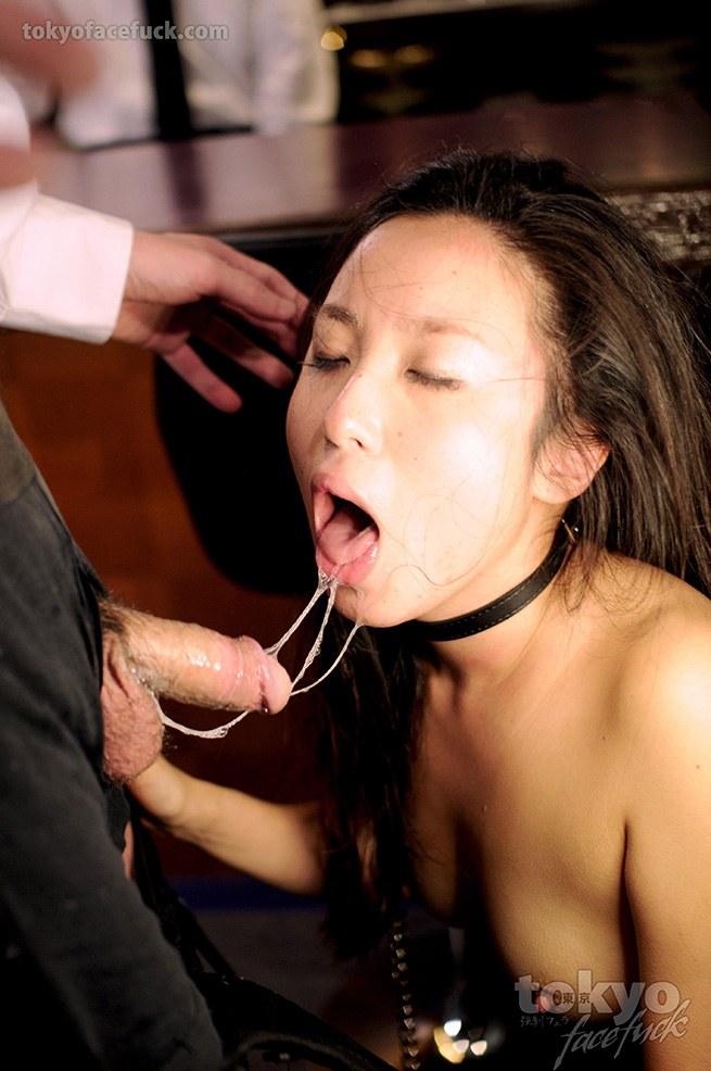 Tokyo Facefuck - Anna Sakura - BlowjobJapan.com