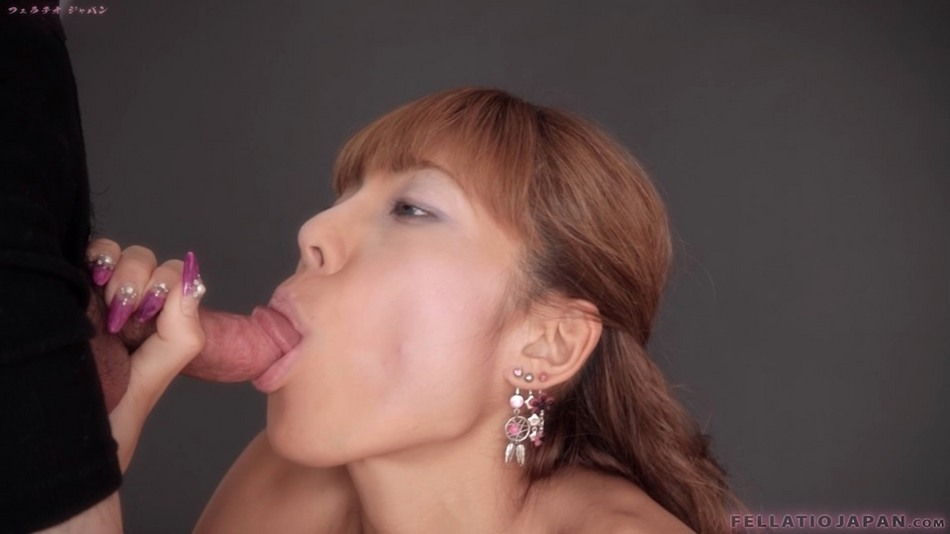 click for more sexy japanese girls sucking cock