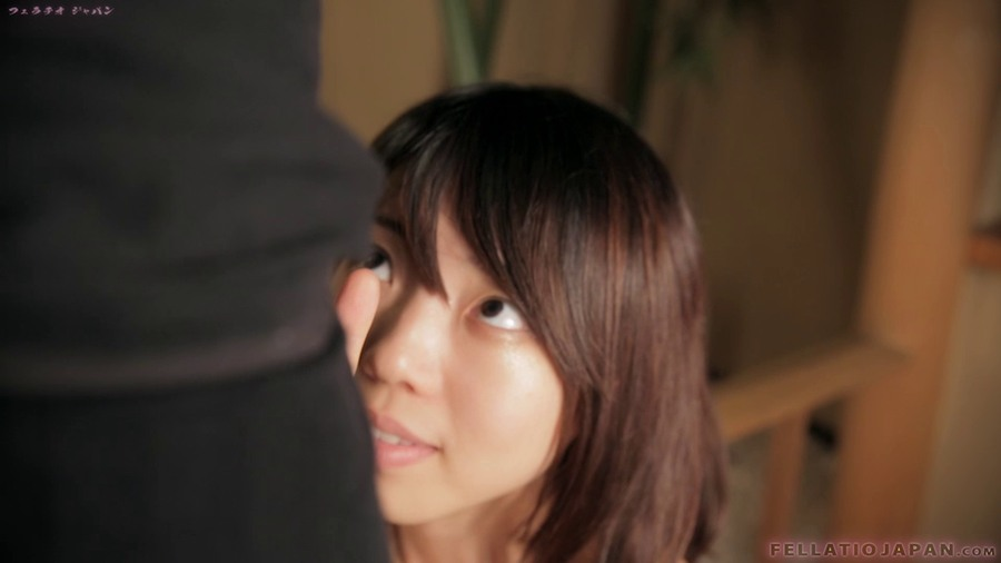 Japan amateur oral and cum in mouth