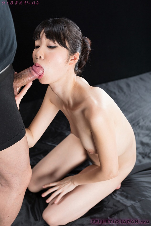Anna Matsuda Japanese Blowjob, 無修正フェラ - Photos and Movies ...: www.blowjobjapan.com/gal/fj129_anna-matsuda/out.html
