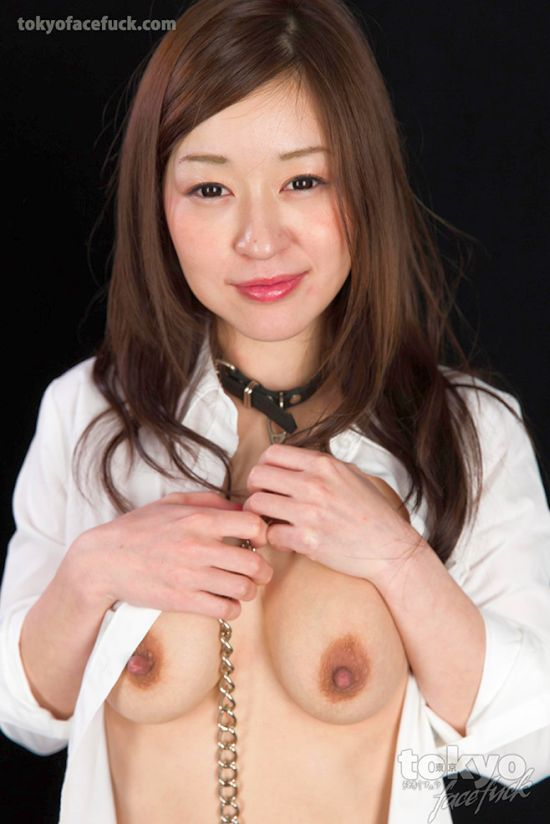 Japanese porn model maria Ono gets facefucked at BlowjobJapan.com