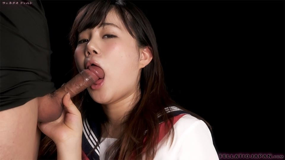 japan girl cumming