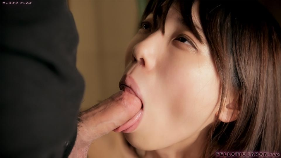 Fellatio Japan amateur Japanese blowjobs Koto Shizuku - BlowjobJapan.com