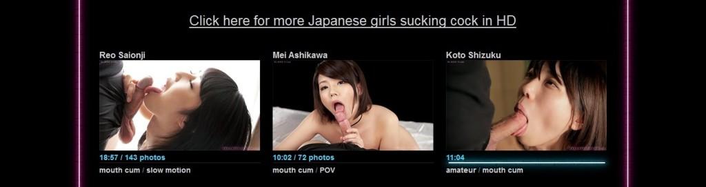 Yui Kawagoe Arisa Toda - FellatioJapan - BlowjobJapan.com