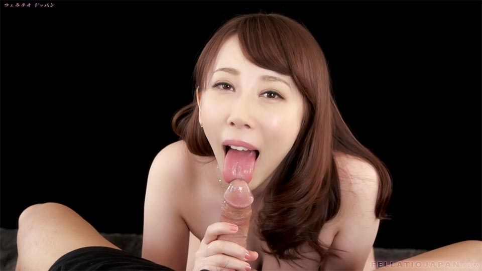 fellatio Japan Girl Aya Kisaki - BlowjobJapan.com
