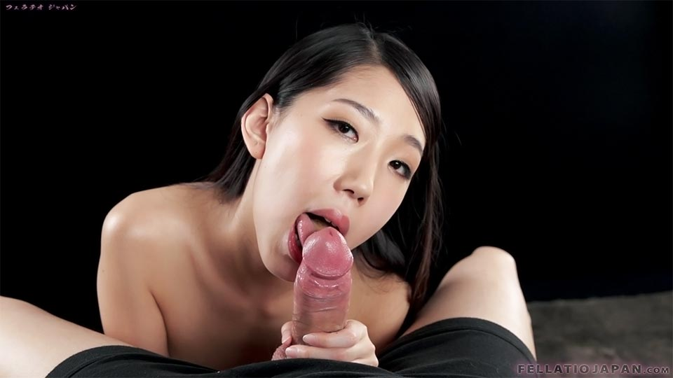 image Kokoro licks balls and penis before is fucked