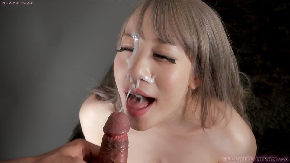 Cute Amateur Blowjob Cum Mouth